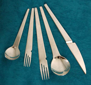 Table Flatware Mikasa Discontinued Gerald Patrick
